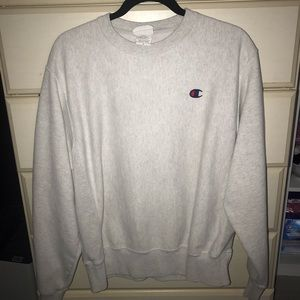 Grey Champion Sweater